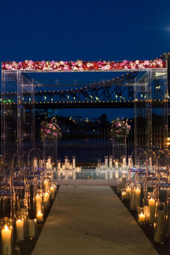 Brisbane Wedding Florist Industrial Inspiration