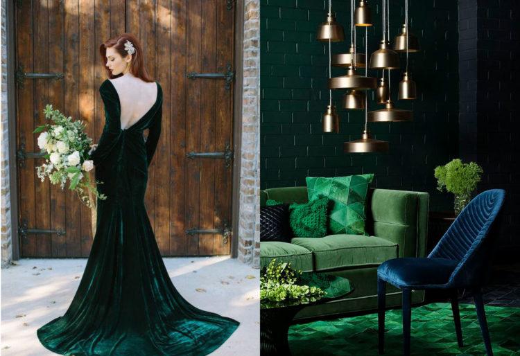 Emerald Green Inspiration