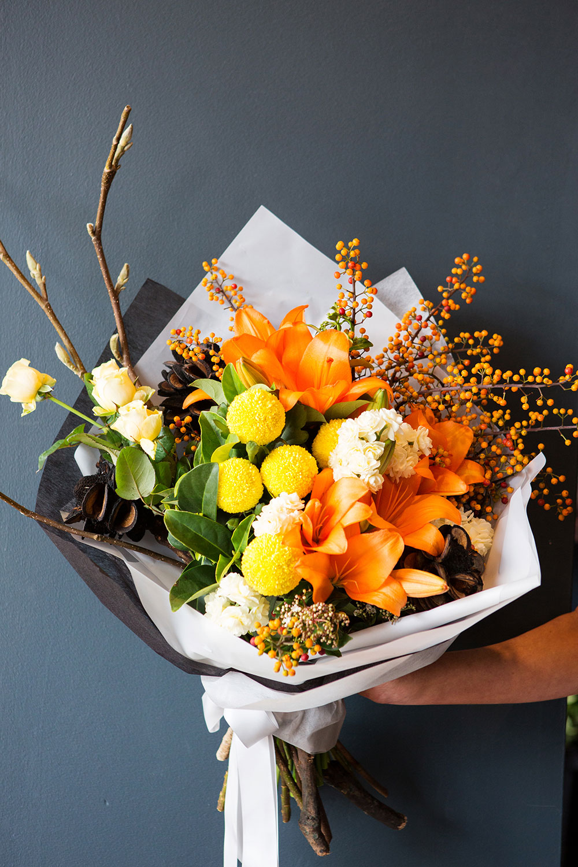 Brisbane Florist - Flower Designer Seasonal bright & colour
