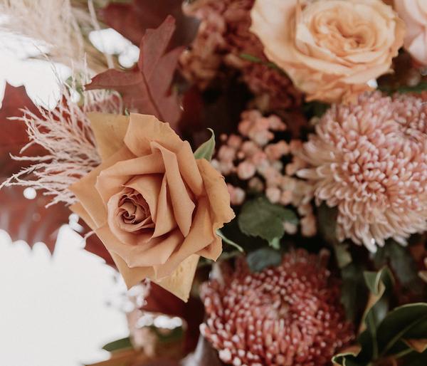 Autumn wedding in the city – Hans & James